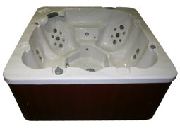 Coyote Spas Hot Tub Range by Mauls Highlakes Spas