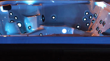 Arctic Spas Hot Tub color Choices